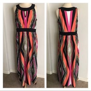 Emma & Michele maxi dress